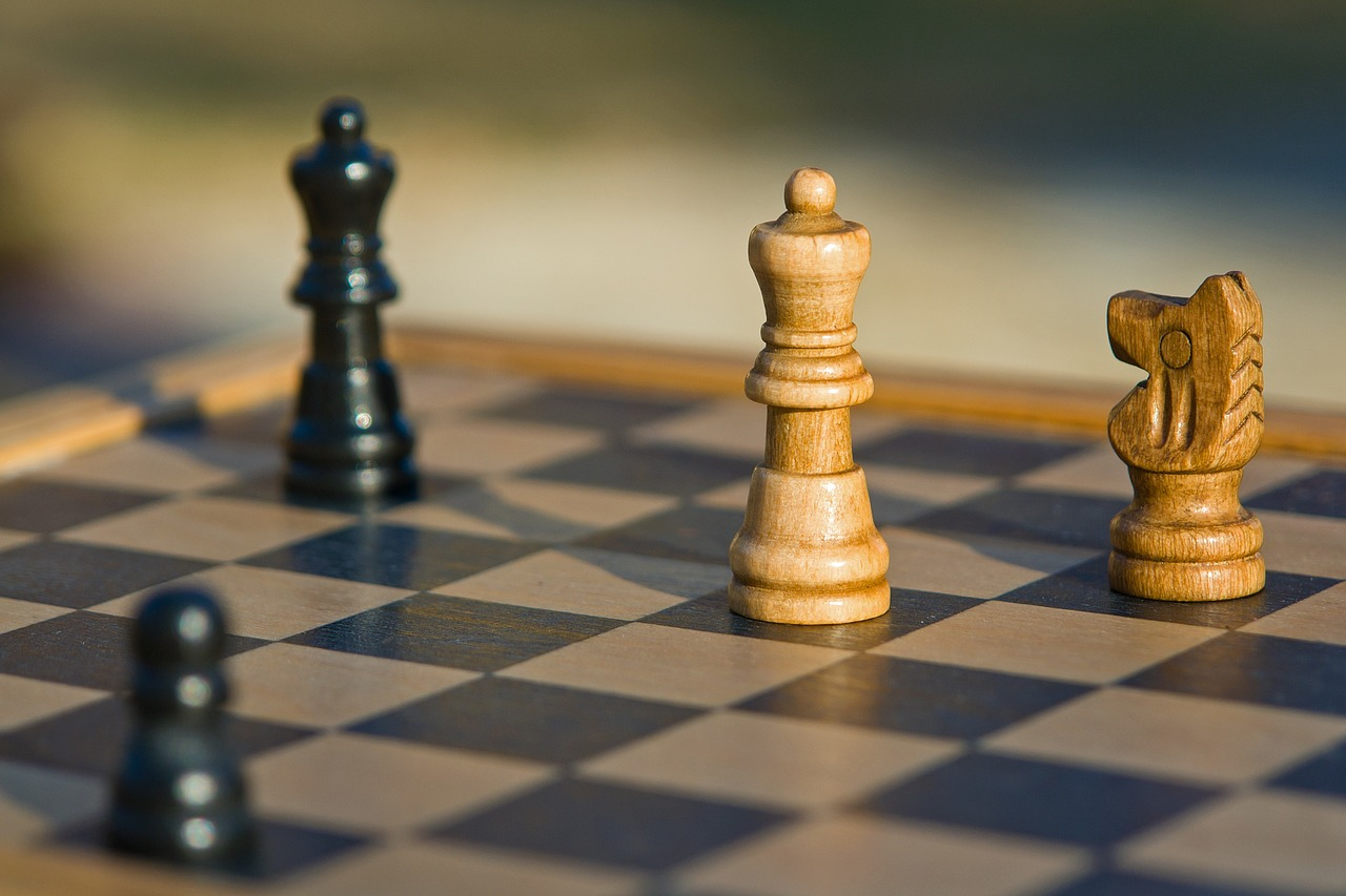 Chess Player wins gold for Russia