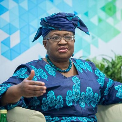 South African President Appoints Okonjo-Iweala As A Member Of The Economic Advisory Council