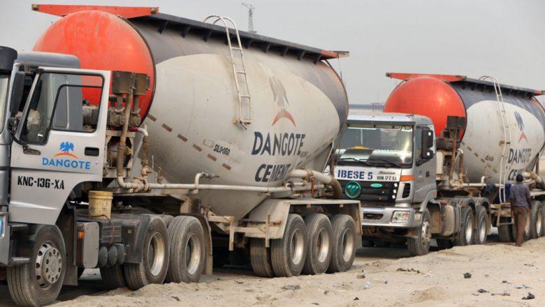 Dangote Cement rakes in N162.9 billion profits in six months