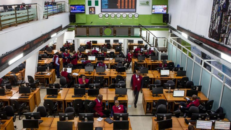 Market sustains slide as GSK, others lead N1billion losses