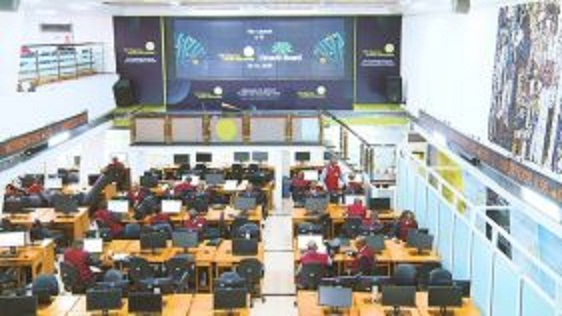 Stock market ends November bullish as index