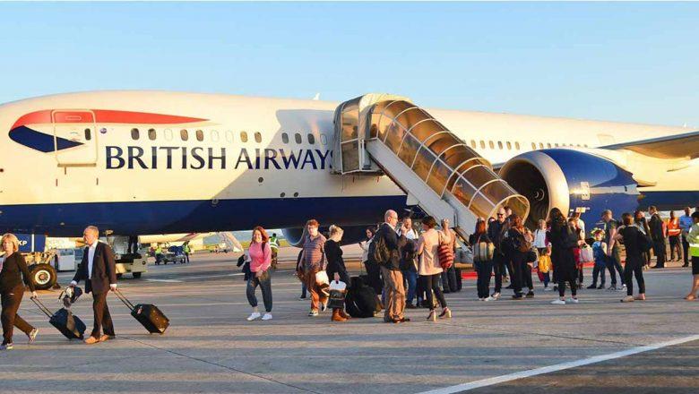 'How British Airways abandoned over 300 Nigerians in Accra'