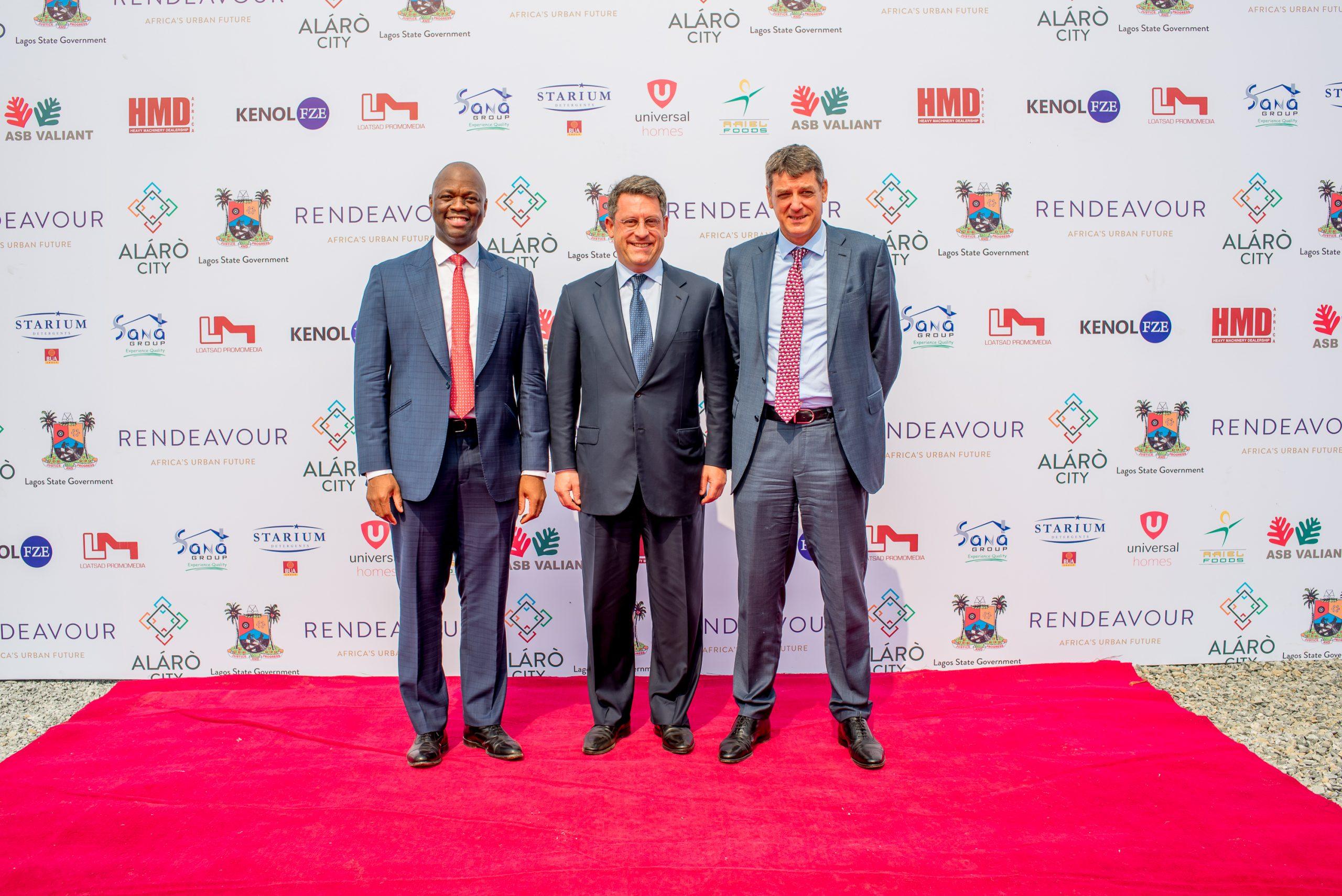 Alaro City Welcomes New Investors
