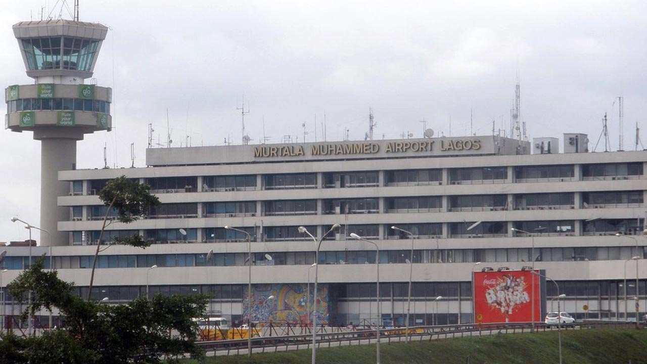 Aviation unions hijack toll collection at Lagos airport