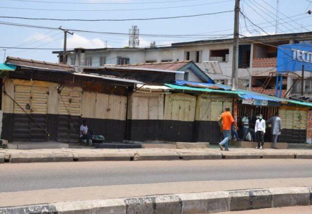 Computer Village market operators claim N20b loss as lockdown order takes effect