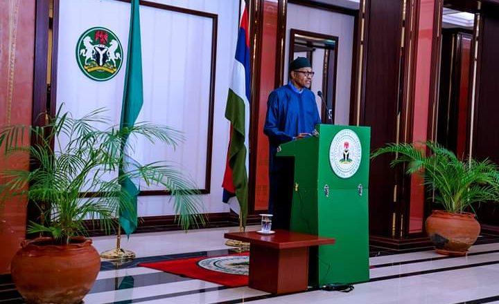 Full Transcript of the April 13 COVID19  Address by President Muhammadu Buhari.