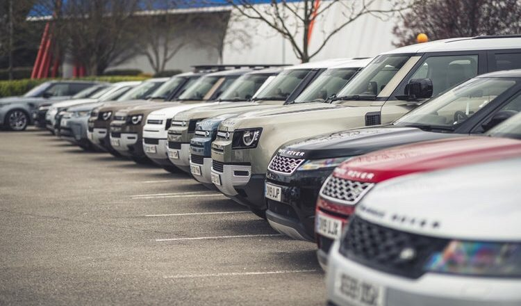 COVID-19: Jaguar and Land Rover Deploy Global Fleet