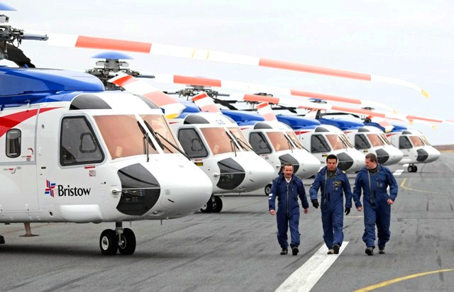 Pilots, engineers shut Bristow over wage dispute, others