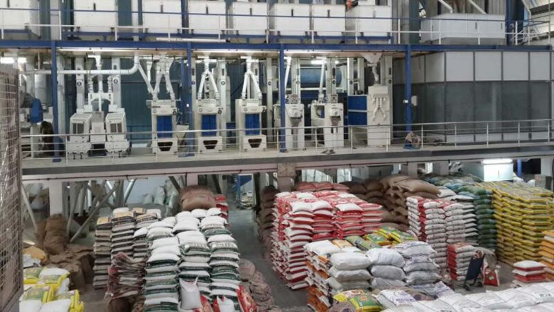 Local rice supply threatened after massive looting of warehouses