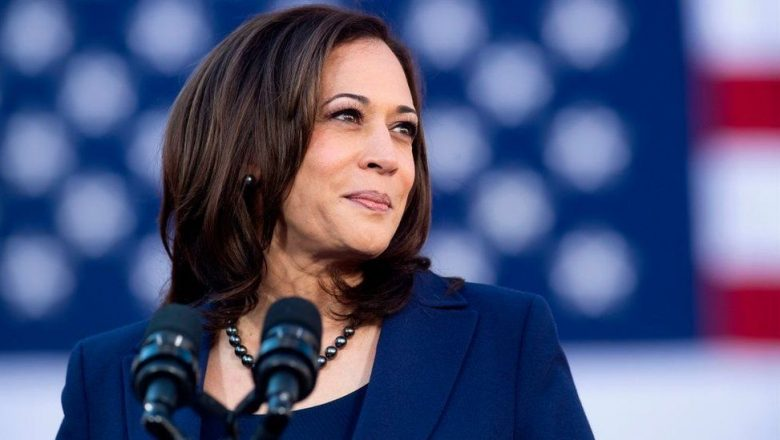 Kamala Harris of California makes history as 1st woman and 1st Black and South Asian person to be VP