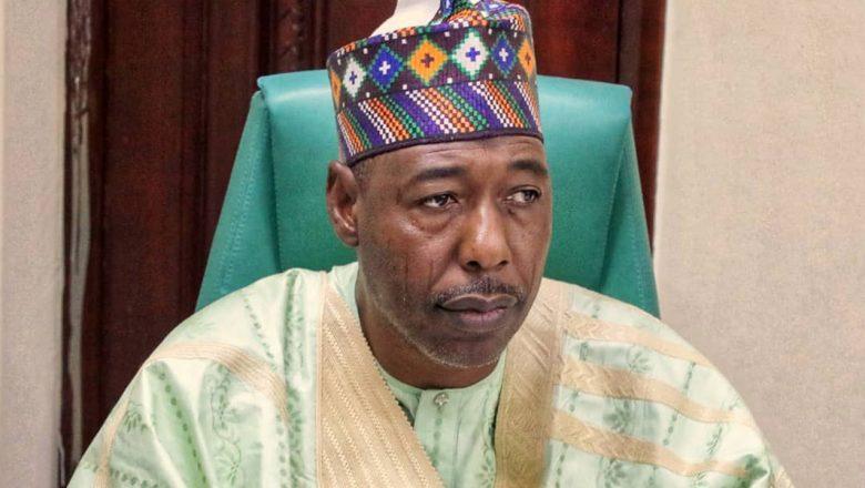 Zulum disburses N150m to Borno SMEs