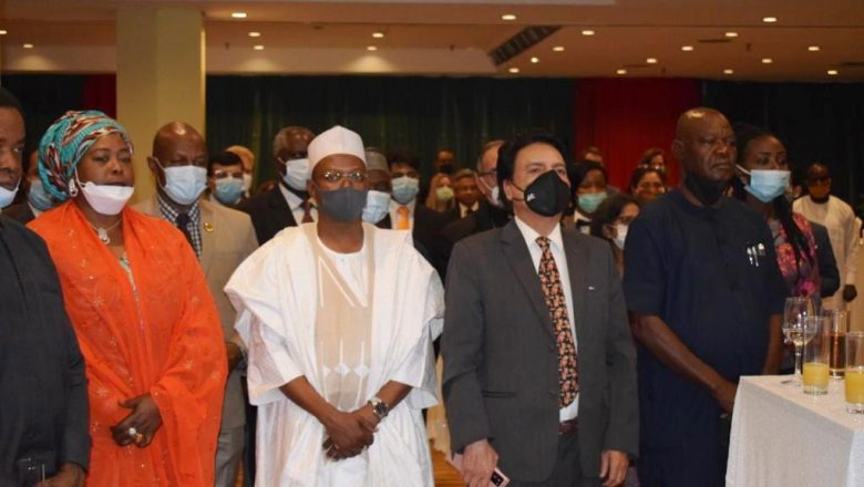 Bangladesh High Commission in Abuja, Nigeria celebrated 50th Anniversary of the Independence and National Day in a befitting manner with festivity.