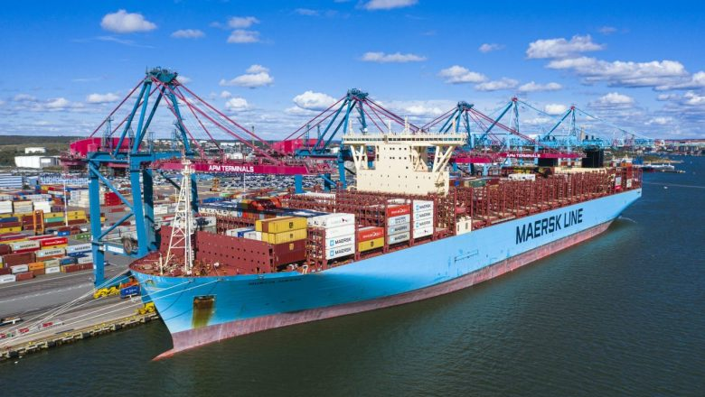 Maritime industry needs $3.4 trillion to replace existing ships