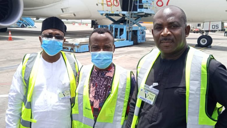Donation of 100,000 Doses of Made In India COVISHIELD Vaccines To Nigeria