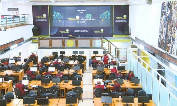 Financial stocks contribute 64.38% to market turnover