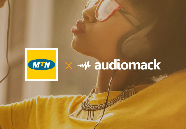 Audiomack partners with MTN to bring music streaming to over 76 million subscribers at ZERO DATA COST