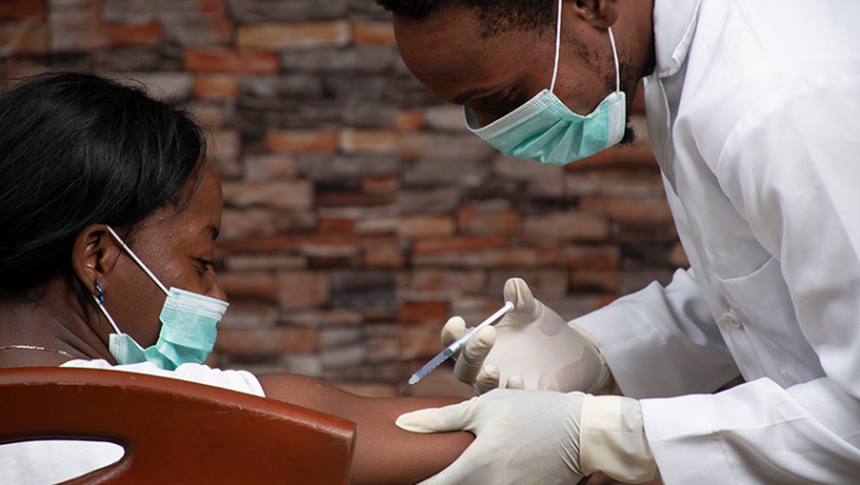 Orange provides support for Covid-19 vaccination campaigns in Africa and the Middle East through its Foundation