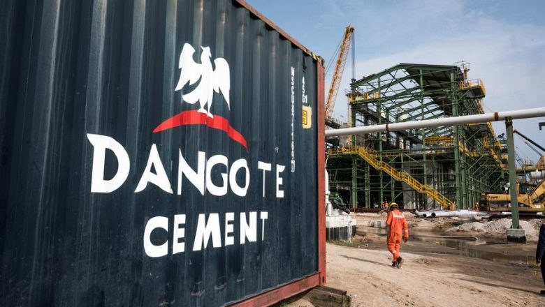 FG grants N22.3 billion tax credit to Dangote Cement