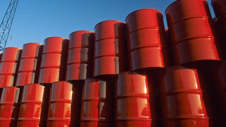 For once, rising oil prices mean falling knives