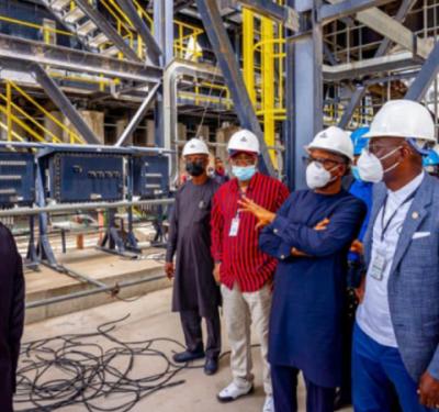 Dangote $2.5 billion fetiliser plant can produce for export, delivers 120 trucks locally – Director