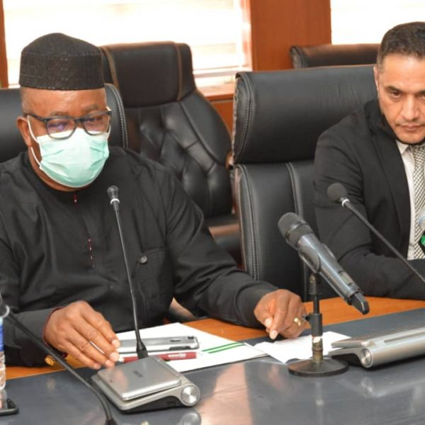 President Buhari Directs RCC To Undertake Immediate Intervention on Damaged Section Of Aleto Bridge