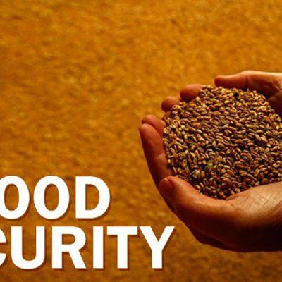 FG tasks stakeholders on food security