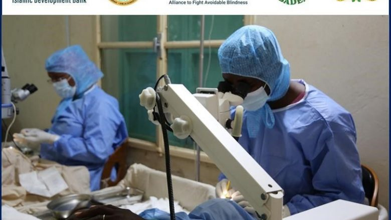 Islamic Development Bank (IsDB) – Islamic Solidarity Fund for Development (ISFD) launches the Activities of the Alliance to Fight Avoidable Blindness, Second Generation, (AFAB) in Niger