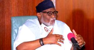 Nigeria desperately needs paradigm shift in political ideology — Akeredolu