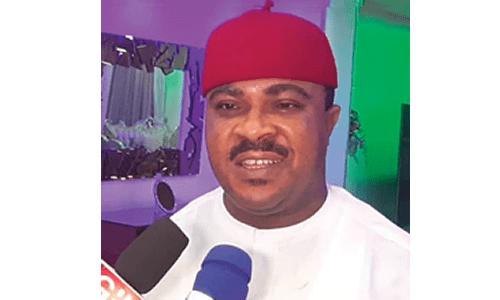 Ebube Agu Has Come To Stay In Ebonyi – Orji