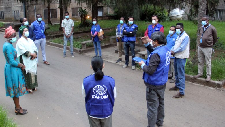 IOM Ethiopia Appeals for USD 40 Million to Assist Additional 1.6 Million People in Northern Ethiopia