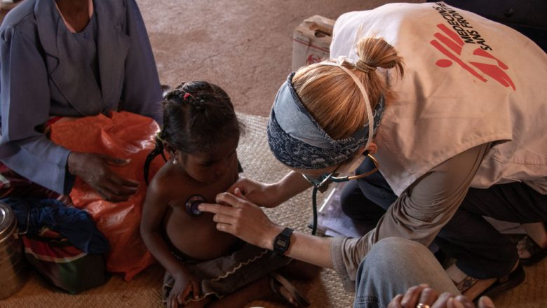 Emergency aid in Madagascar resumes as medical staff are grant access