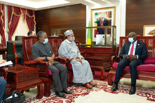 Congo Minister of Hydrocarbons Commends OPEC's Leadership in Africa's Oil & Gas Sector