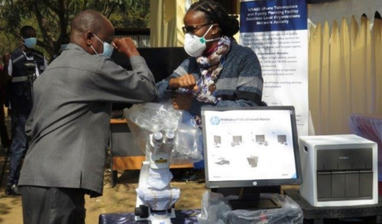U.S. Government Hands Over Tuberculosis Diagnostic Equipment to Support Health Facilities in Tanzania