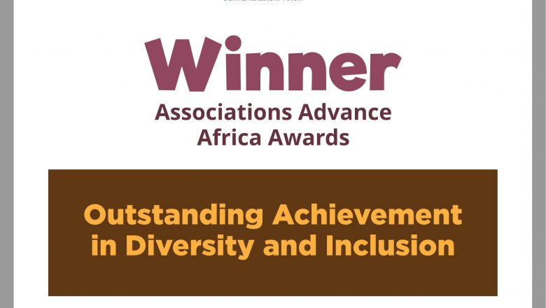 Africa Women Innovation and Entrepreneurship Forum (AWIEF) Wins the Associations Advance Africa Award for Outstanding Achievement in Diversity and Inclusion